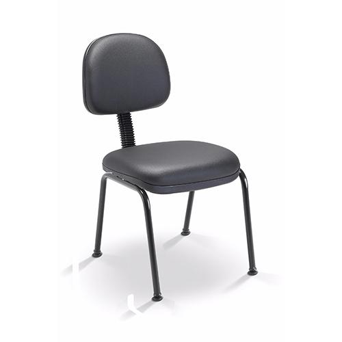 Cadeira secretaria 04 pés operativa