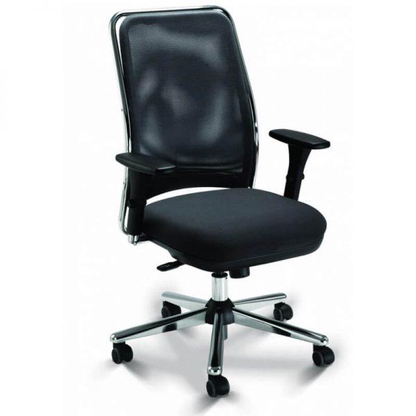 Cadeira presidente syncron 3D NEW NET