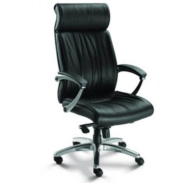Cadeira presidente couro certificada