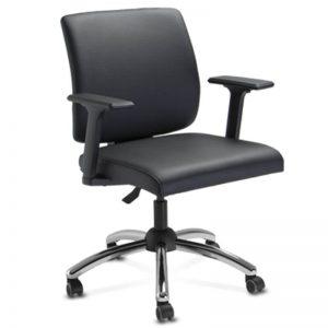 Cadeira executiva back system certificada BRIZZA SOFT