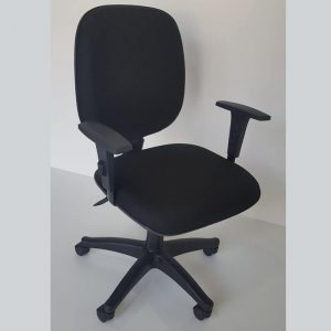 Cadeira diretor digitador sem relax