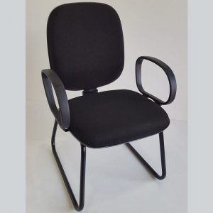 Cadeira diretor aproximação trapézio