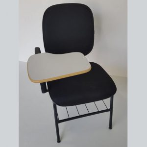 Cadeira diretor universitária escamoteável