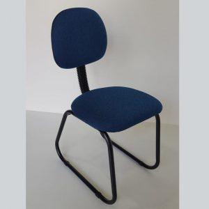 Cadeira secretaria de aproximação trapézio