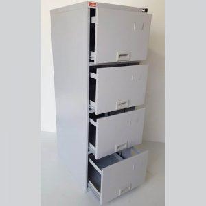 Arquivo em aço 04 gavetas padrão