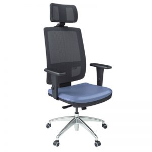 Cadeira Presidente Brizza Relax