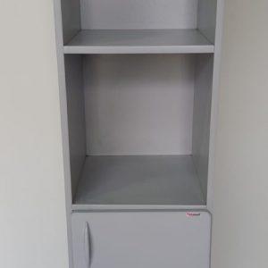 Armário semi aberto em MDP com 01 porta Econômica