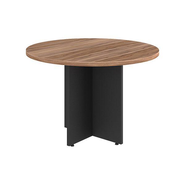 Mesa de reunião redonda tampo 30 mm MDP Yaris