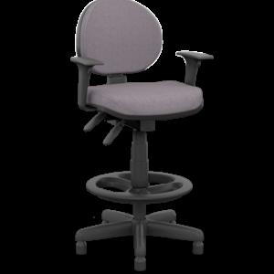 Cadeira Caixa Executiva Operativa Plus Back System