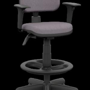 Cadeira Caixa Secretária Operativa Plus Back System