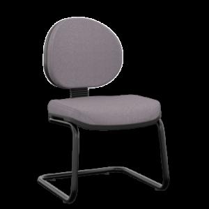 Cadeira Executiva Fixa Base ¨S¨ Operativa Plus