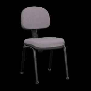 Cadeira Secretária Fixa 04 Pés Operativa Plus
