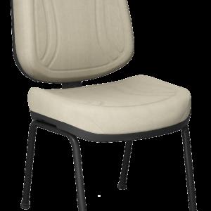 Cadeira Diretor Fixa 04 Pés Premium