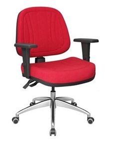 Cadeira Executiva Premium Back System