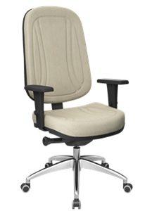 Cadeira Presidente Premium Auto Compensador